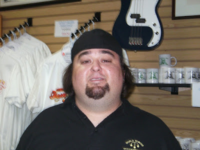 Chumlee From Pawn Stars Wife
