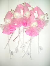 Hadas Bonete Rosa