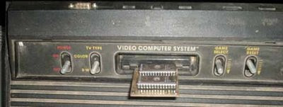 Cartucho F8 no Atari