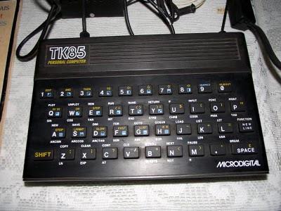 Computador TK85