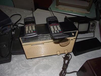 Aparelhos eletrônicos antigos