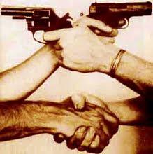 Les das la mano