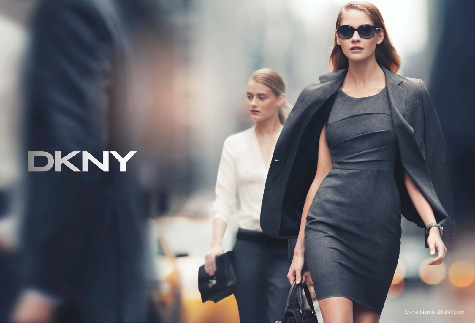 .: DKNY SPRING 2011 AD CAMPAIGN