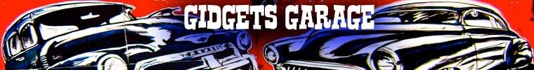 gidget's garage.