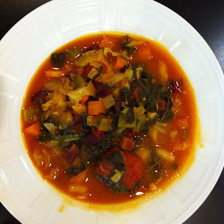 The Sustainable Palate: Winter Minestrone Stew