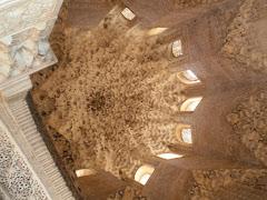 cúpula  de mocárabes
