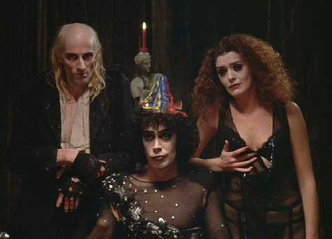 How sam sees it 13 days of halloween rocky horror picture show give us all a break monty it is sams birthday after ally and man up a bit why dont ya remember dont just dream it be it bookmarktalkfo Gallery