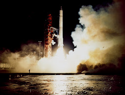 NASA Launch of the Atlas-Centaur