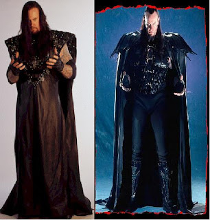 THE UNDERTAKER: Lord of Darkness, Ministry of Darkness ...