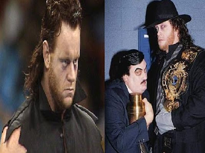calaway made his wwf debut as cain the undertaker at wwf survivor    Undertaker Wwf Debut