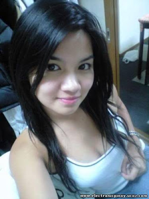 Yessh, she's the sexiest pinay teen in the Internet XD The second part of ...