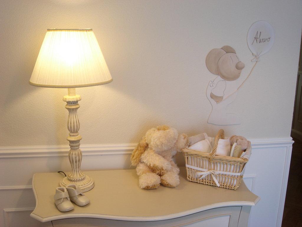 Distribución dormitorio bebé (pág. 52) | Decorar tu casa es ...