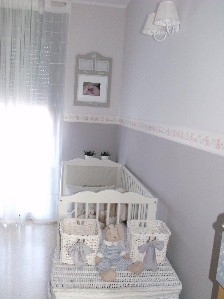Caracolas deco un ambiente en gris y blanco la - Zara home bebe ...