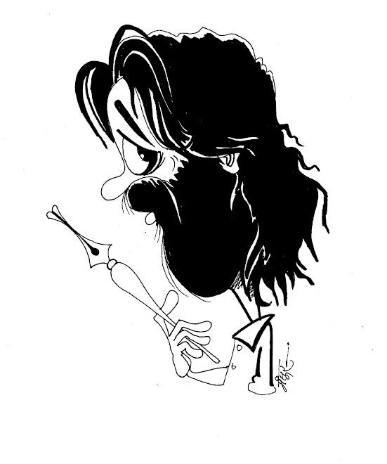 Atul Pateriya by Cartoonist Mansoor