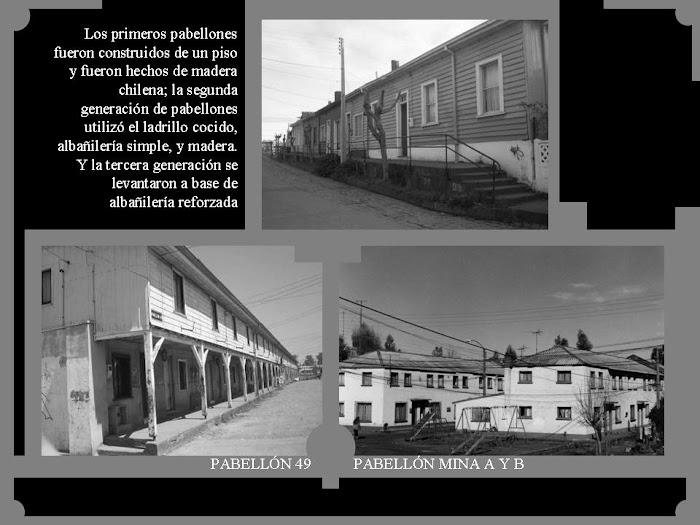 Pabellones de Lota