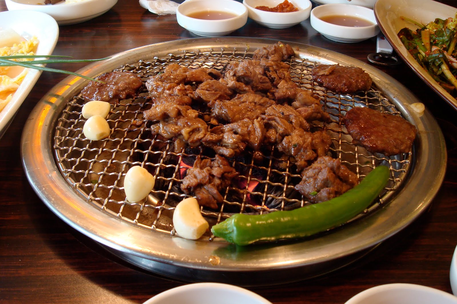 Korean food koreabridge for Cuisine korean