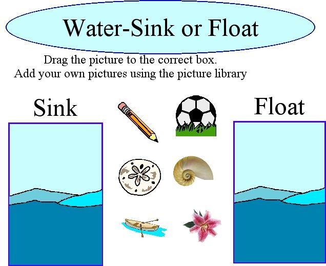 math worksheet : mrs machado s munchkins : Sink Or Float Worksheets For Kindergarten
