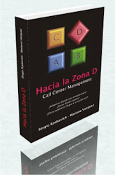 "Libro ""Hacia la Zona D"" - Coaching para Call Center"
