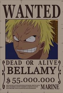 bounty bellamy one piece