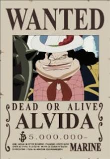 bounty lady alvida