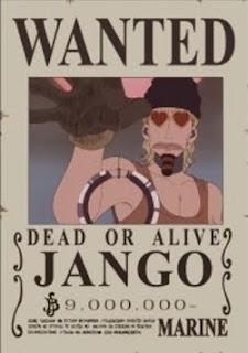 bounty jango one piece