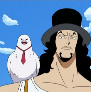 rob lucci anime picture