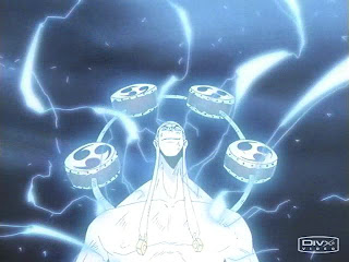 god enel anime piece