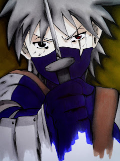 kakashi hatake child