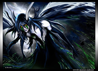 ulquiorra schiffer wallpaper bleach anime espada
