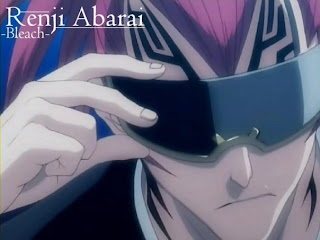 renji abarai bleach