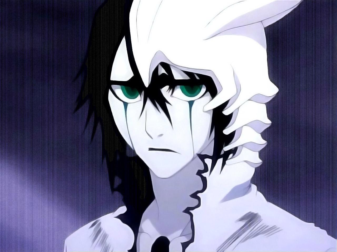 Ulquiorra Cifer Bleach Espada Anime Wallpaper