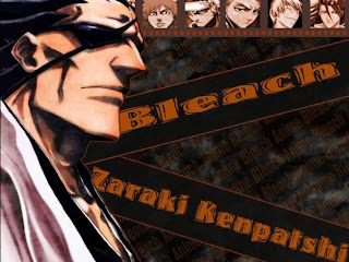 kenpachi zaraki wallpaper bleach