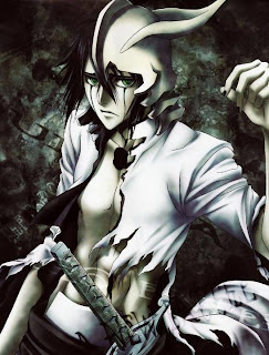 ulquiorra cifer bleach anime wallpaper hollow bankai