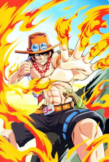 portgas d ace appearance wallpaper one piece