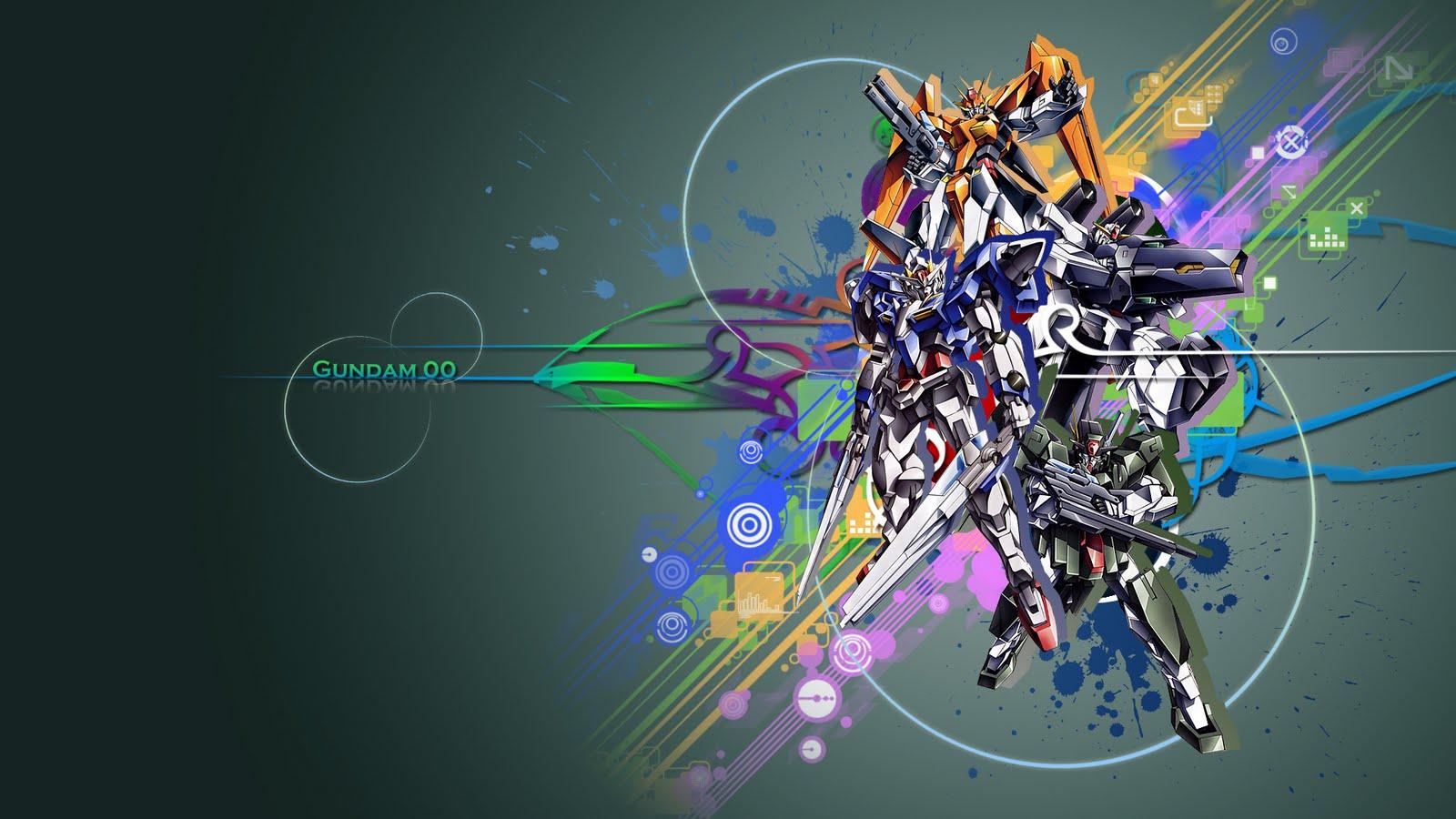 Gundam Anime Wallpaper