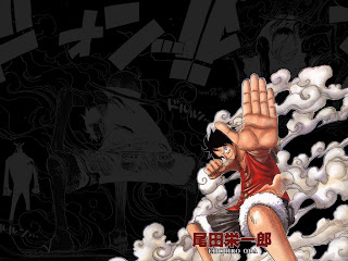 monkey d luffy wallpaper one piece anime