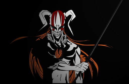 ichigo hollow wallpaper. hollow ichigo wallpaper. Kurosaki Ichigo Hollow New