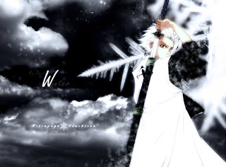 toushiro hitsugaya wallpaper bleach anime