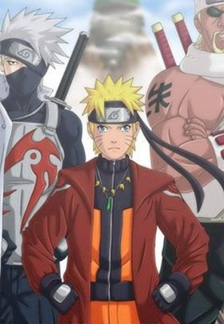 Naruto Shippuden Hokage | Anime Pixy