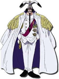 sengoku one piece admiral budha marineford