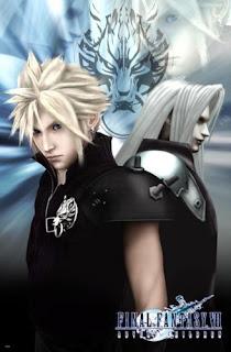 cloud strife final fantasy VII wallpaper game