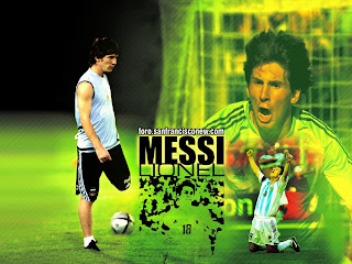 lionel messi argentina barcelona 2010 2011 wallpaper