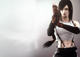tifa lockhart final fantasy wallpapers