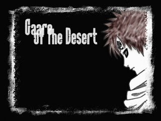 sabaku no gaara naruto wallpaper cool shippuden of the desert sand