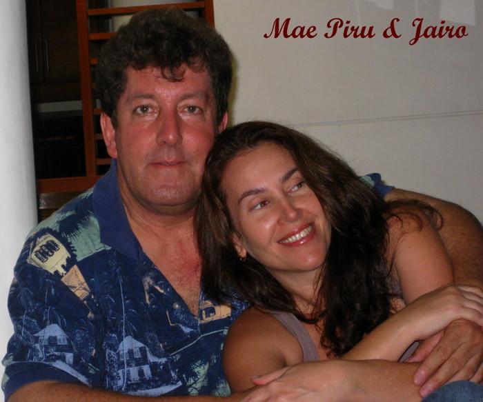 "Maria Elisa ""Mae Piru"" & Jairo"