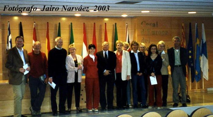 Club Escandinavo Casal de Europa 2003
