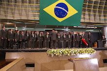 Hélio Teixeira da Rosa  Coral do TCE/SC