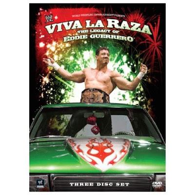 Viva la raza: the legacy of Eddie Guerrerro (DVD) Xbbluibkpxn5sm1wyz2