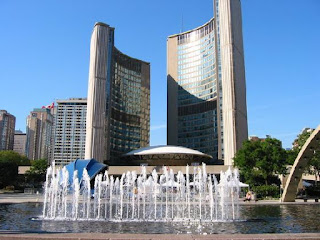 City Hall and Nathan Phillips Square