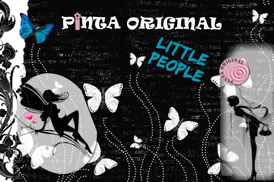 PintaOriginal- LITTLE PEOPLE